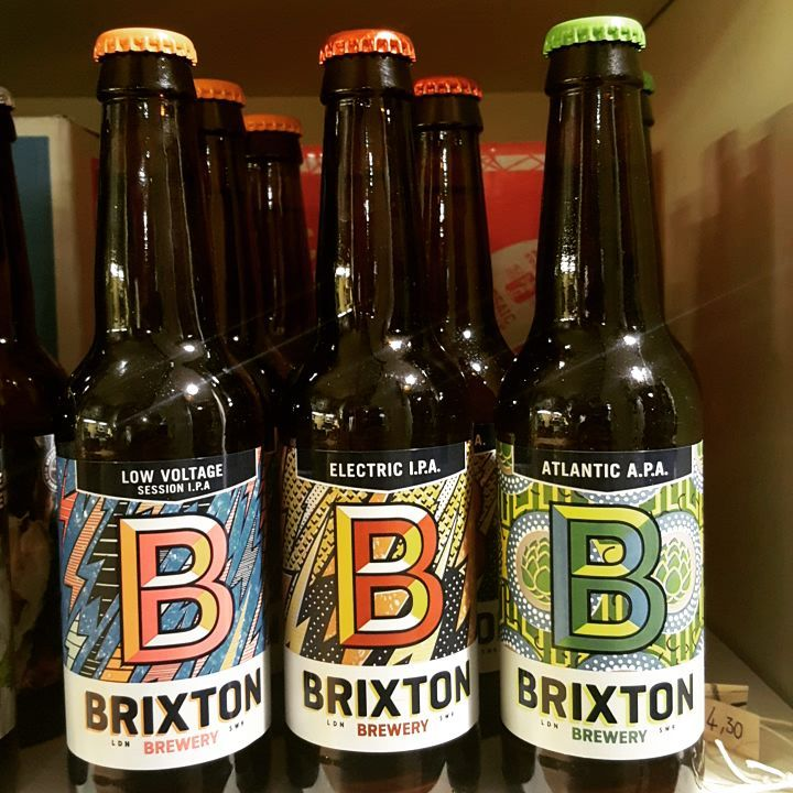 Beers of Brixton!